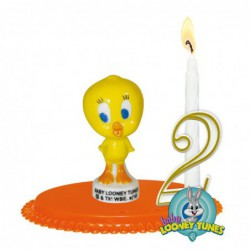 Bougeoirs Baby Looney Tunes