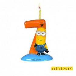 Porte-bougies Minions N°7