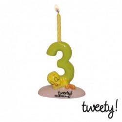 Porte-bougies Tweety N°3