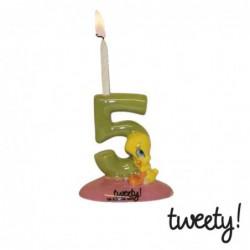 Porte-bougies Tweety N°5