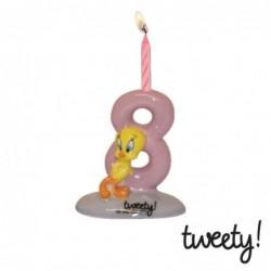 Porte-bougies Tweety N°8