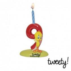 Porte-bougies Tweety N°9