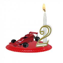 """Porte-bougies """"Véhicules et métiers"""" : F1"""