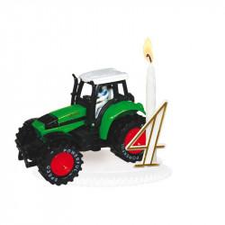 """Porte-bougies """"ENFANTS"""" : Tracteurs"""