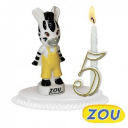 Bougeoirs Zou